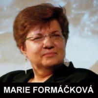 Marie Formáčková.