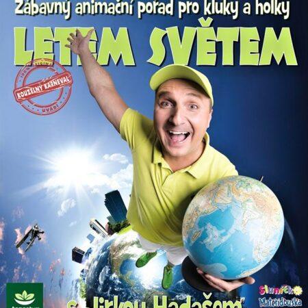 Kouzelný karneval Jiří Hadaš
